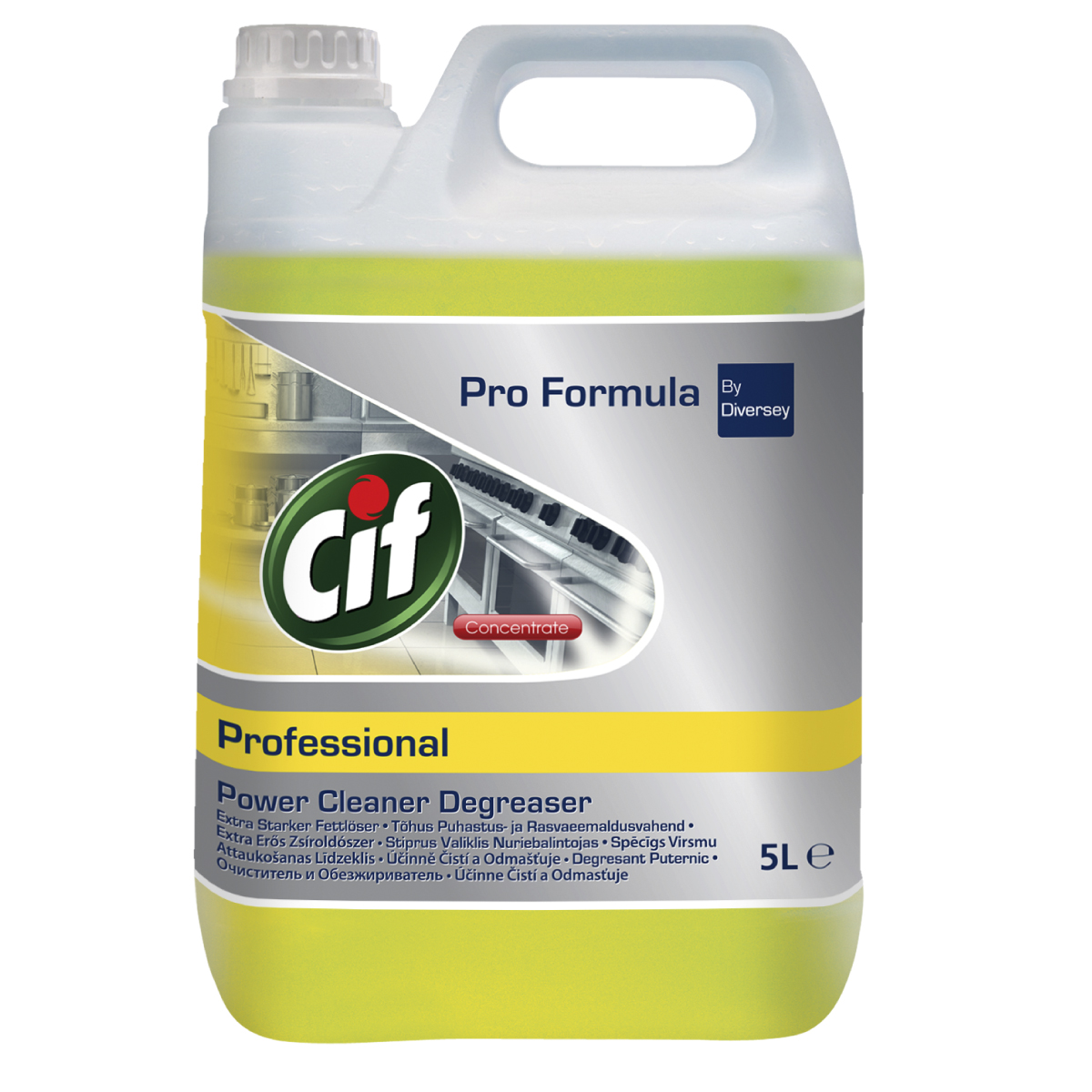 Cif Professional Degreaser Concentrate